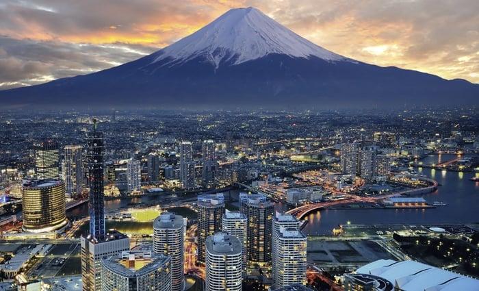 Japan integrated casino resort bill
