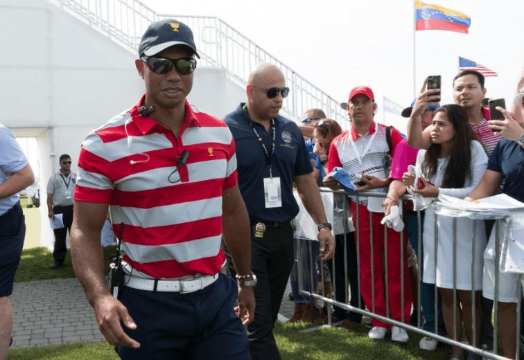 Tiger Woods health golf odds