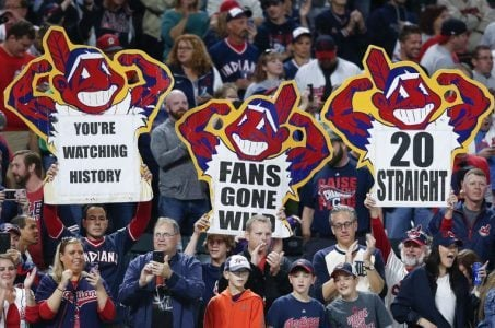 Cleveland Indians World Series odds