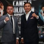 Big Bets Placed on Gennady 'GGG' Golovkin vs. Canelo Alvarez