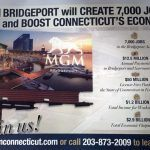 MGM Resorts Ups Connecticut Ante with PR Blitz for Bridgeport Casino