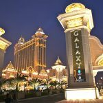 Galaxy Macau, site of worker protests