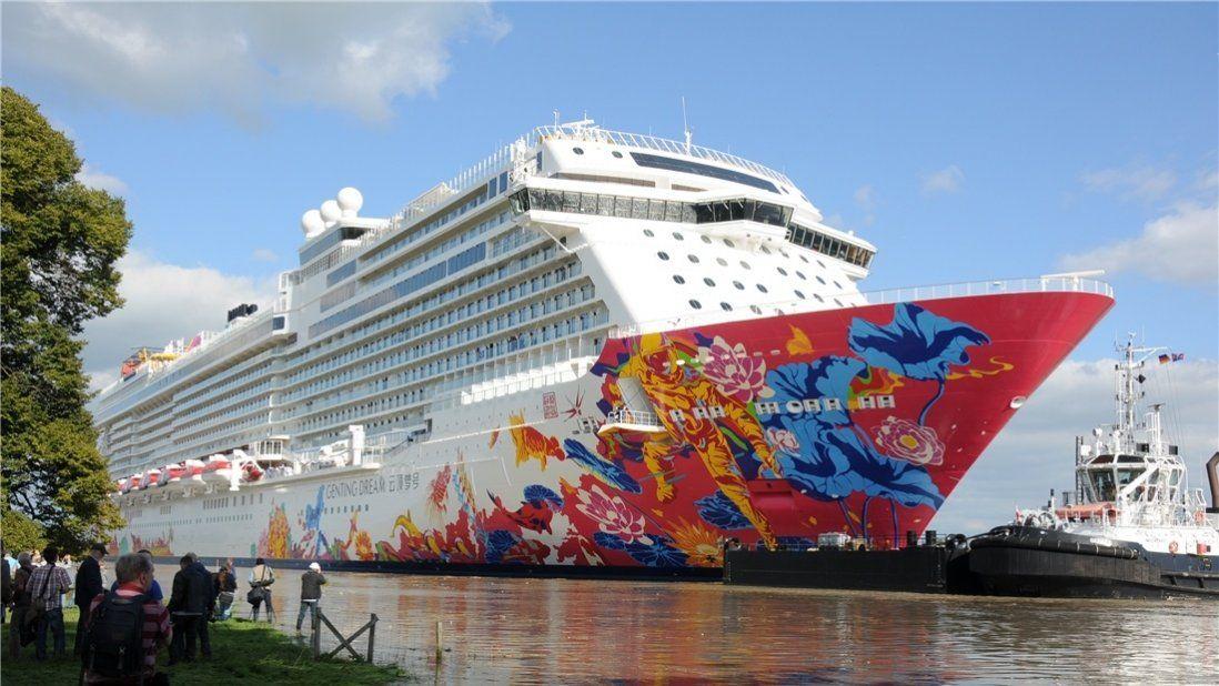 casino dream cruise
