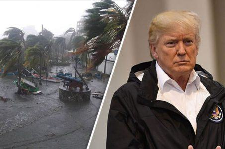 Trump inauguration committee hurricane relief