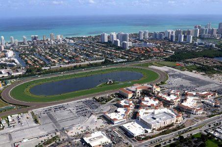 Florida horse racetracks Gulfstream Park