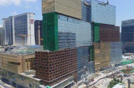 MGM Cotai Macau casino resort