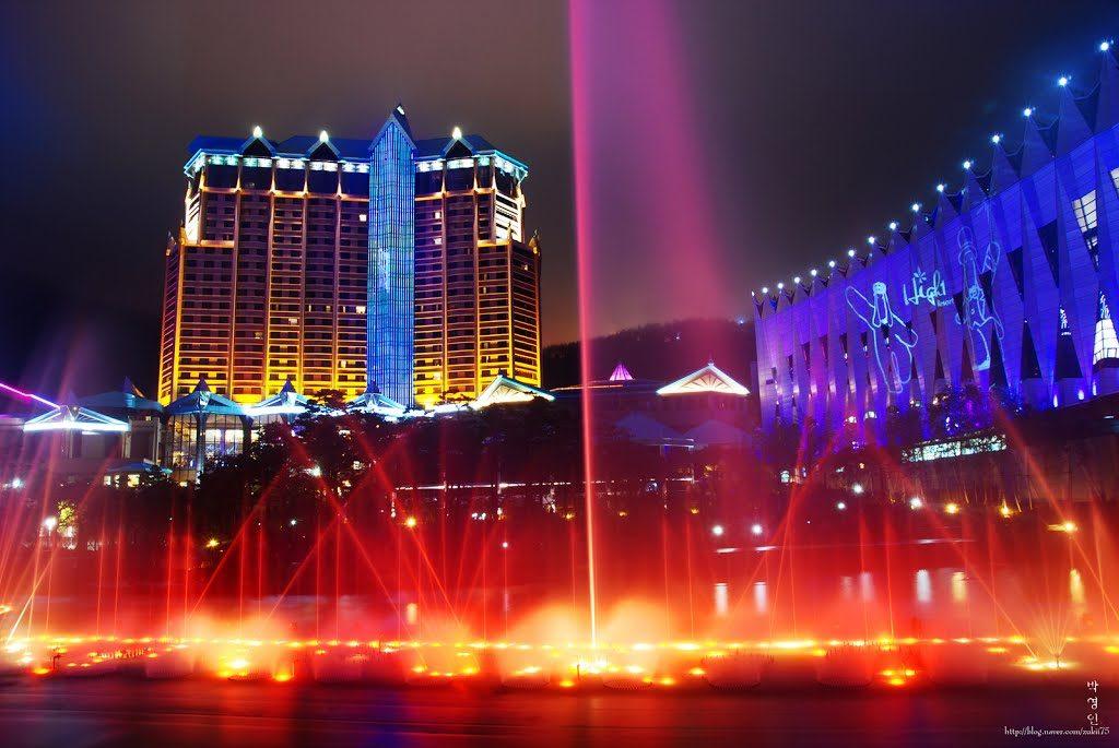 Kangwon Land Casino in South Korea