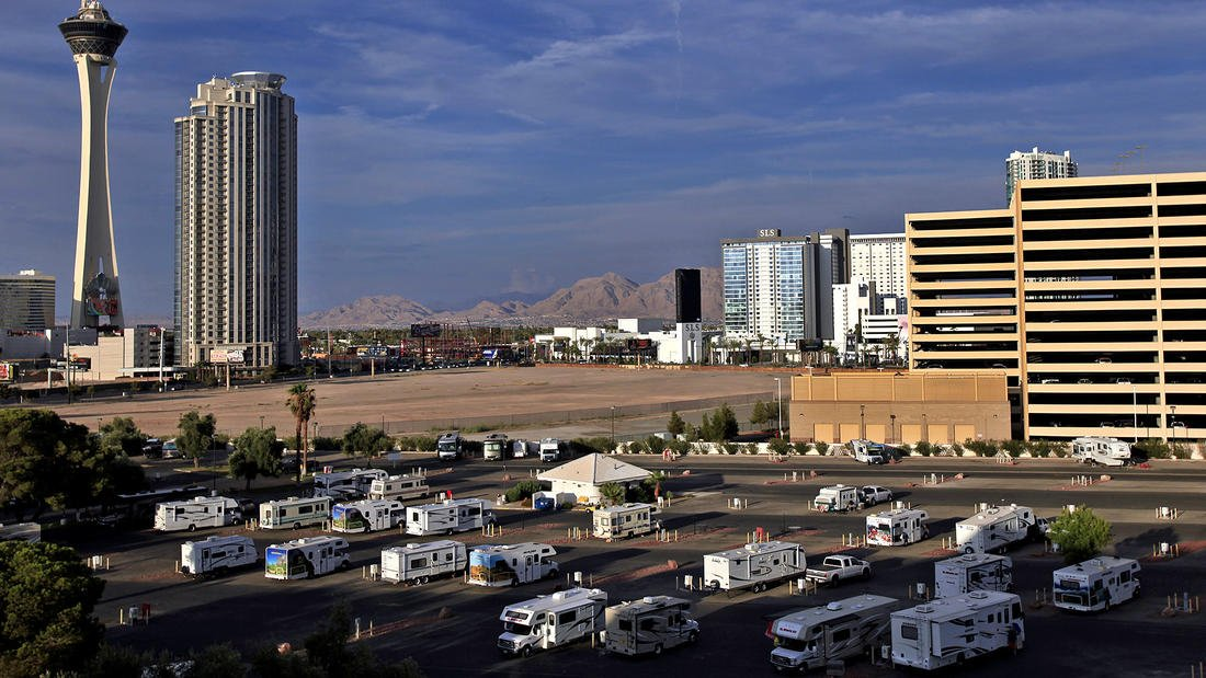 regional casinos RV parking