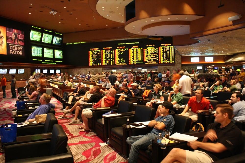 Sports betting no casino