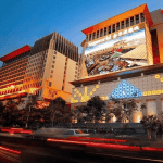 Nagaworld Casino in Cambodia
