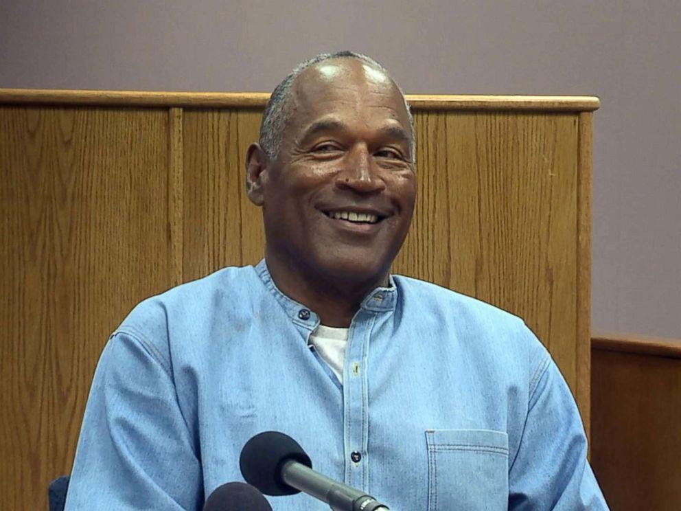 OJ Simpson odds parole board law