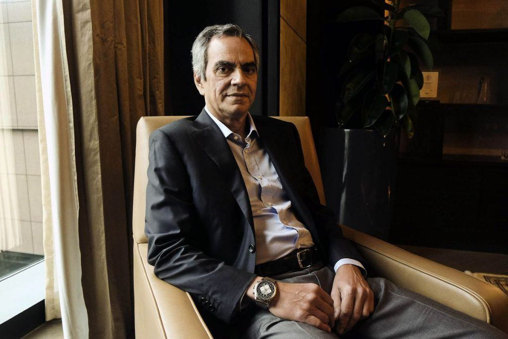 Enrique Razon, Jr., casino developer in the Philippines
