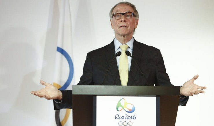 Olympic Committee corruption bribe
