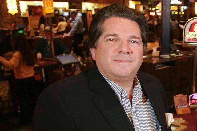 Robert Saucier, ex-CEO of Galaxy Gaming