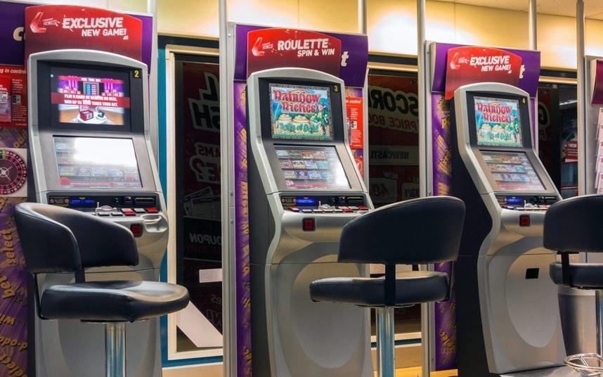 Bookies gambling machines gambling income tax rate