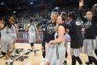 Soon-to-be Las Vegas Stars of the WNBA