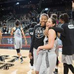 Soon-to-be Las Vegas Stars of the WNBA