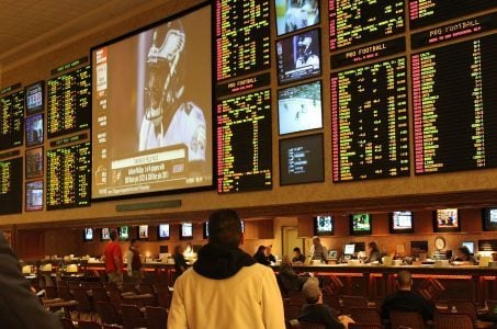 Legalized sports betting
