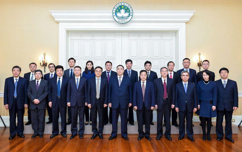 Macau government gaming tax 2017