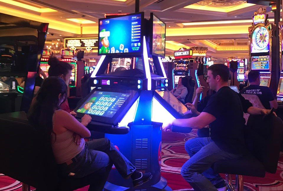 millennial casino skill-based gaming