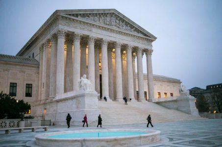sports betting US Supreme Court