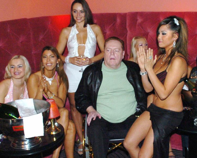 Larry Flynt Casino California