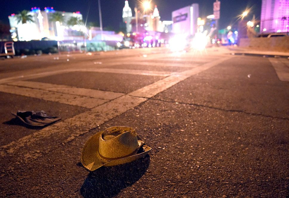 Las Vegas mass murder shooting