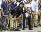 college football upset Michigan