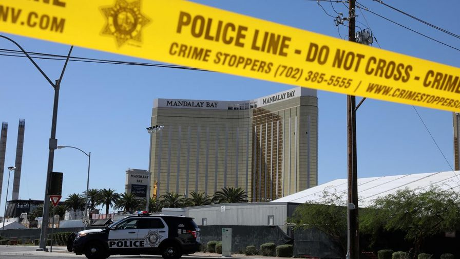 Las Vegas tourism massacre