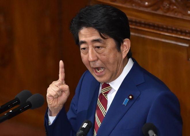 Shinzo Abe election