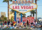 Las Vegas casinos shooting memorial