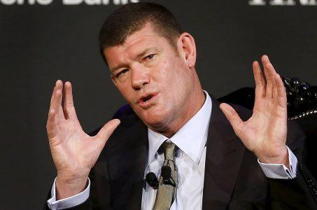 Crown Resorts James Packer pokies