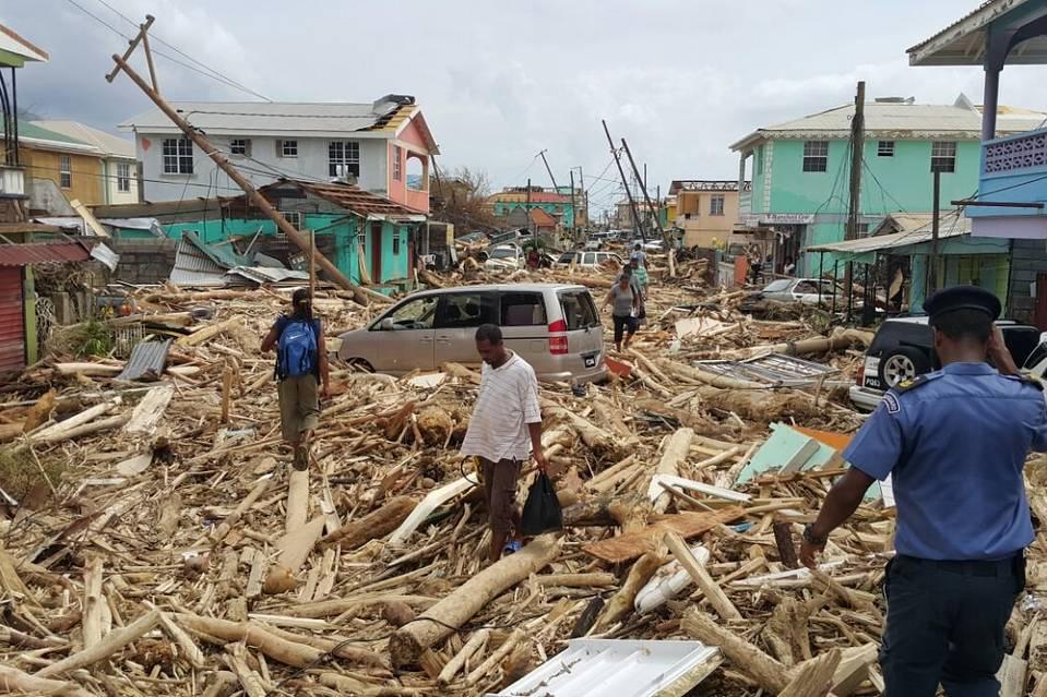 Puerto Rico casinos Hurricane Maria