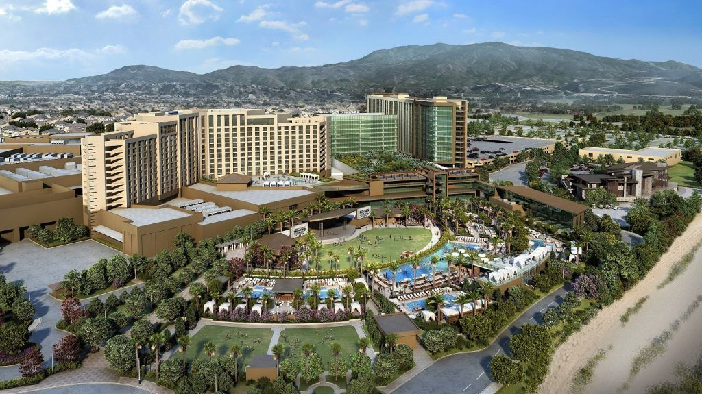 New california casino is trading gambling