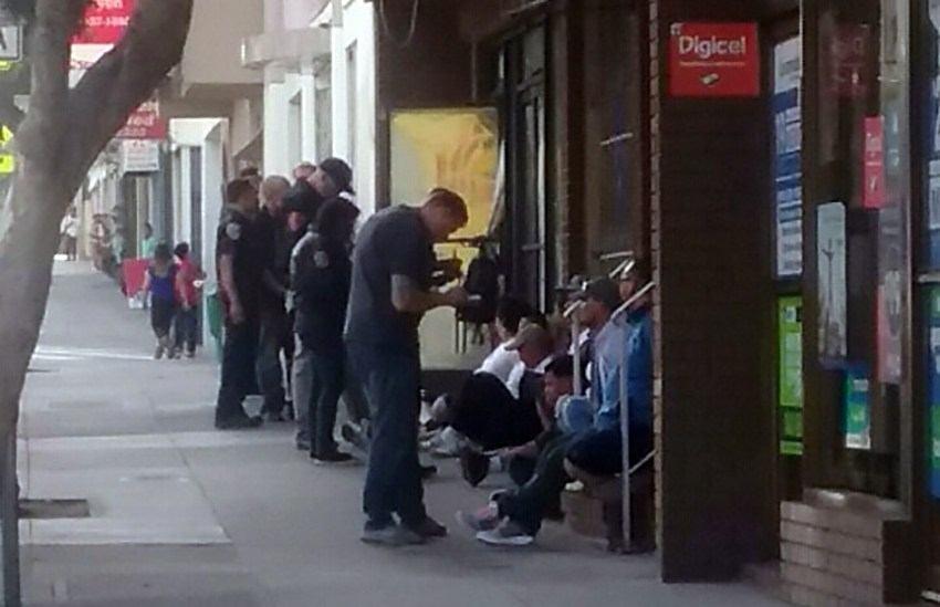 SFPD raid illegal gambling dens