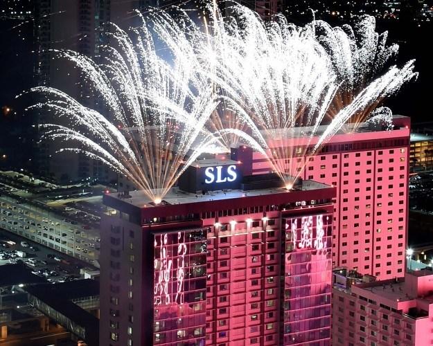 SLS sale Q1 2018