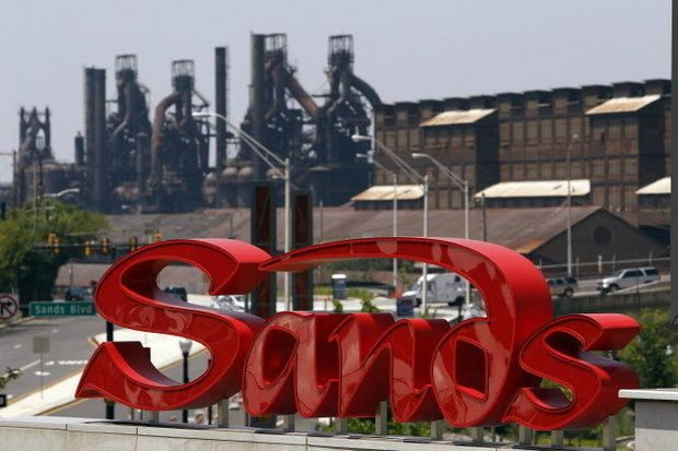 Sands Bethlehem possible sale