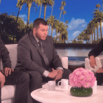 Mandalay Bay Security Guard Jesus Campos Breaks His Silence with Ellen DeGeneres Interview, Says He's Doing Better Each Day