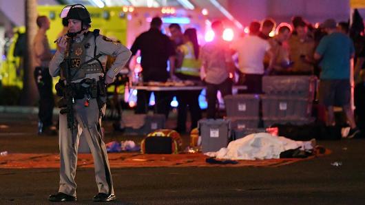 Stock market reacts day after Las Vegas massacre