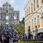 Macau Golden Week visitation
