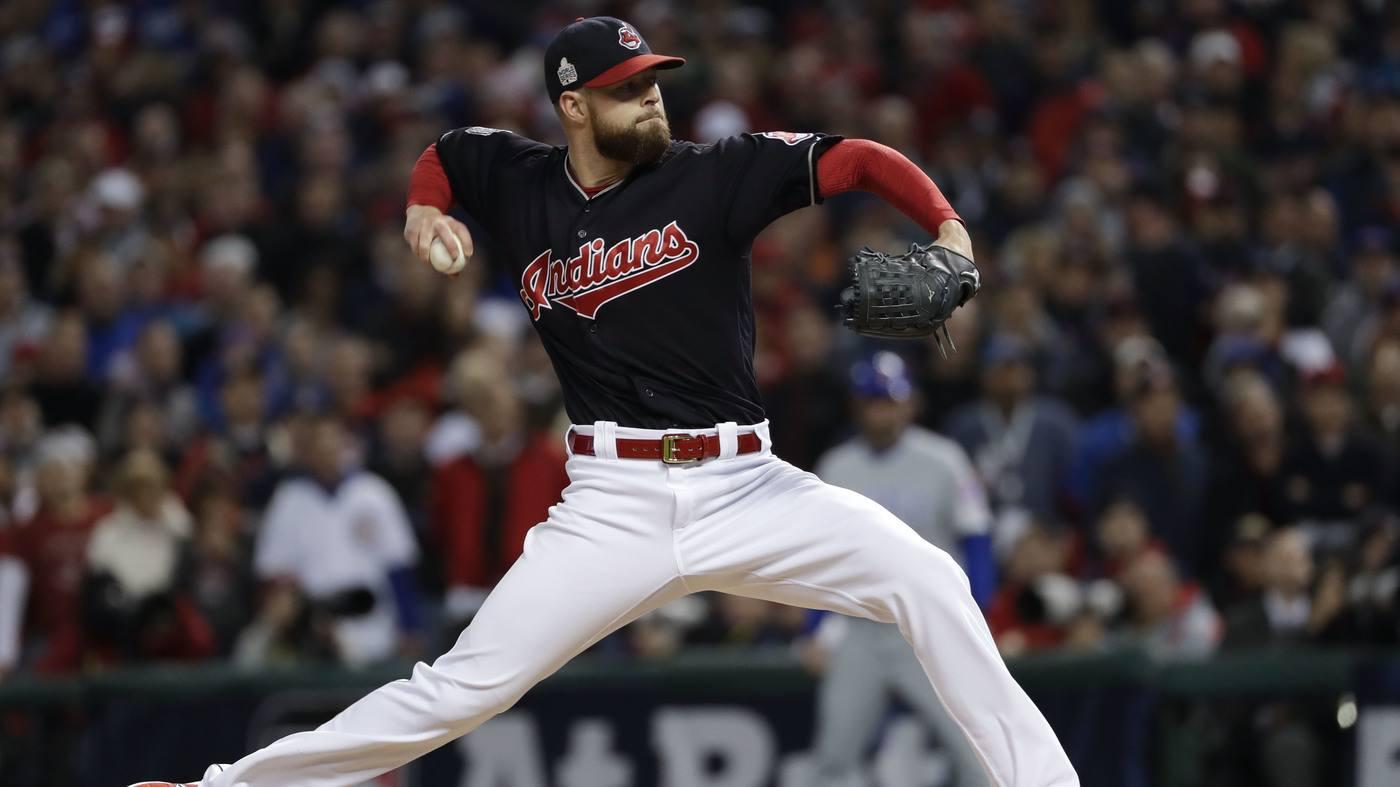 Cleveland Indians Dodgers World Series
