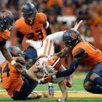 Four Top 10 College Football Teams Lose Straight Up, Huge Payday for Bettors