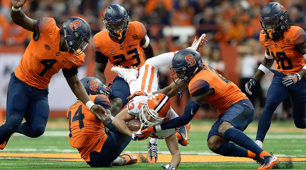 Four Top 10 College Football Teams Lose Straight Up, Huge ...