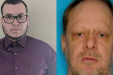 Jesus Campos security Las Vegas shooting