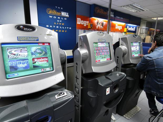 UK terminal betting limits