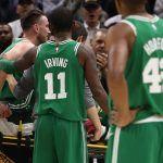 Gordon Hayward Suffers Horrific Leg Injury in NBA Season Opener