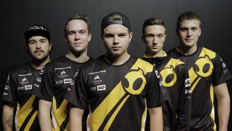 Team Dignitas esports