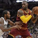 LeBron James, Kawhi Leonard Favorites to Win NBA MVP