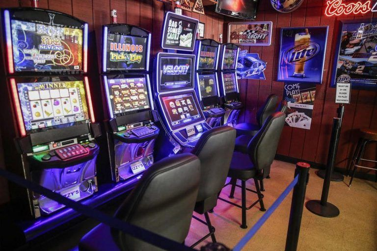 video gambling terminals Illinois