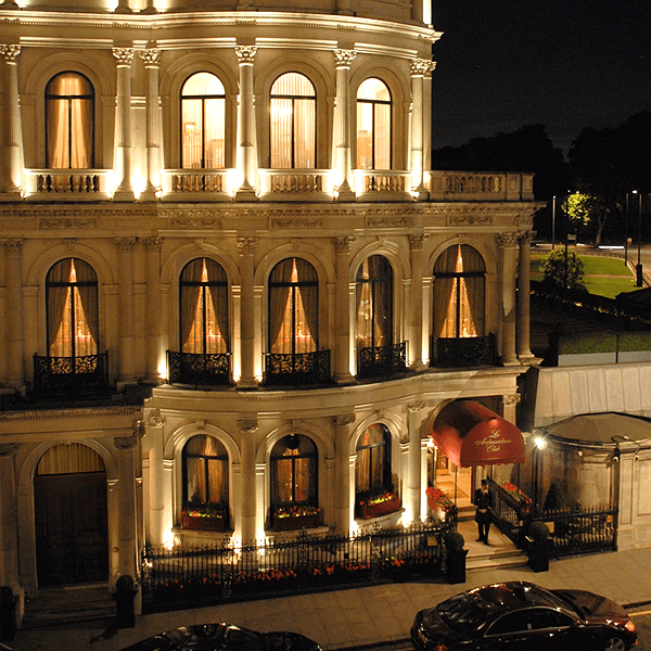 Les Ambassadeurs casino, London